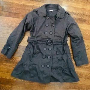 Ya trench coat